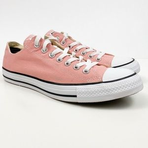 Converse All Star Low Top Pink Size 11